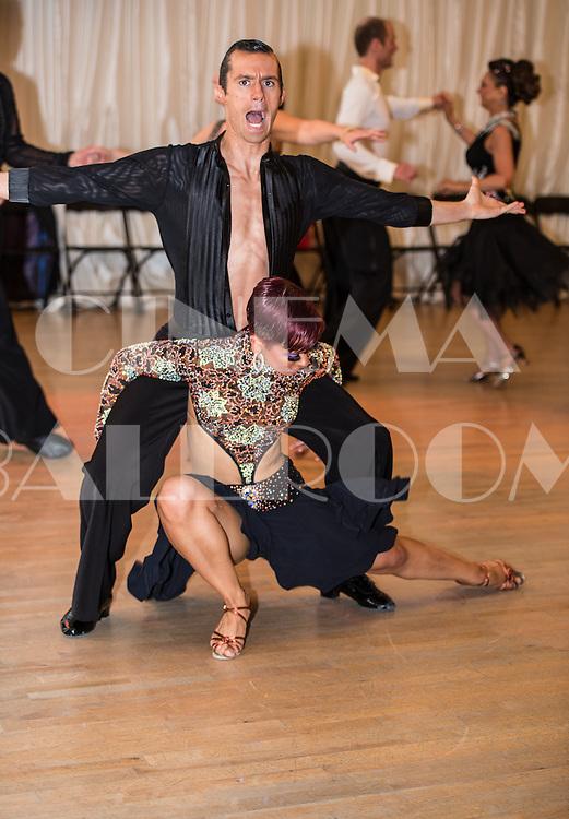 American Rhythm Dustin and Tiffany Sullivan