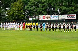 football match between NS Mura and NK Domzale in 3rd Round of Prva liga Telekom Slovenije 2018/19, on Avgust 05, 2018 in Mestni stadion Fazanerija, Murska Sobota, Slovenia. Photo by Mario Horvat / Sportida