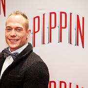 NLD/Amsterdam/20160310 - Premiere Pippin, Yuri van Gelder