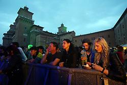 DJ SET PIAZZA CASTELLO<br /> FERRARA SOTTO LE STELLE 2016
