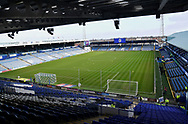 Fratton Park ahead of the EFL Sky Bet League 1 match between Portsmouth and Sunderland at Fratton Park, Portsmouth, England on 22 December 2018.