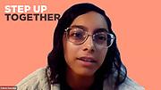 Step Up Alum and Activist Valeria Gonzalez