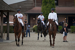 Spits Patrick/Vanderhasselt Yves, BEL, Bellissimo Z<br /> Stephex Masters 2017<br /> © Hippo Foto - Sharon Vandeput<br /> 25/08/17