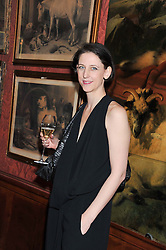 MARIA GRACHVOGEL at a party hosted by Justine Picardie, Editor-in-Chief of Harper's Bazaar UK and Glenda Bailey, Editor-in-Chief of Harper's Bazaar US to celebrate the end of London Fashion Week and the biggest-ever March issues of Harper's Bazaar, held at Mark's Club, Charles Street, London on 19th February 2013.