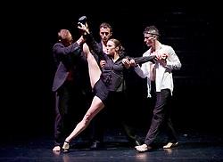 Symphonie Dramatique<br /> by Québécois dance company Cas Public<br /> a contemporary reimagining of Romeo and Juliet <br /> Choreographed by Hélène Blackburn <br /> at the <br /> Linbury Studio Theatre, Royal Opera House, Covent Garden, London, Great Britain <br /> rehearsal <br /> 22nd September 2015 <br /> <br /> (opens on Wednesday 23 September 2015)<br /> <br /> Nicholas Bellefleur<br /> <br /> Alexandre Carlos<br /> <br /> Roxane Duchesne-Roy<br /> <br /> Cai Glover<br /> <br /> Daphnée Laurendeau<br /> <br /> IsaBelle Paquette<br /> <br /> Marc-André Poliquin<br /> <br /> Mickaël Spinnhirny<br /> <br /> <br /> Photograph by Elliott Franks<br /> <br /> Image licensed to Elliott Franks Photography Services
