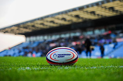 A general view of Sandy Park Stadium  prior to kick off - Mandatory by-line: Ryan Hiscott/JMP - 01/04/2019 - RUGBY - Sandy Park Stadium - Exeter, England - Exeter Braves v Harlequins - Premiership Rugby Shield