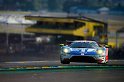 June 13-18, 2017. 24 hours of Le Mans. 69 Ford Chip Ganassi Racing, Ford GT, Ryan Briscoe, Richard Westbrook, Scott Dixon