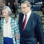NLD/Naarden/19990406 - Mattheus Passion 1999, Klaas de Vries en partner