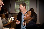 ALASTAIR CAMPBELL; MICHELLE GAYLE; .   June Sarpong  celebrates launch of her new political website, PoliticsAndTheCity.com. Institute Of Contemporary Arts (ICA), The Mall, London, SW1 8 July 2008 *** Local Caption *** -DO NOT ARCHIVE-© Copyright Photograph by Dafydd Jones. 248 Clapham Rd. London SW9 0PZ. Tel 0207 820 0771. www.dafjones.com.