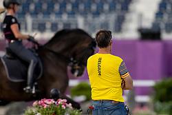 Verwimp Wim, BEL<br /> Olympic Games Tokyo 2021<br /> © Hippo Foto - Dirk Caremans<br /> 21/07/2021