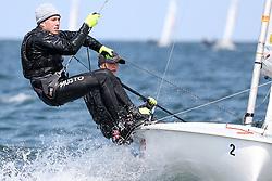 , Kiel - Young Europeans Sailing 14.05. - 17.05.2016, 420er - GER 54000 - Paulina STRUTHOFF - Richard STRUTHOFF - 1. Wassersportverein Lausitzer