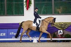 Kronberg, Gestüt Schafhof, KRONBERG _ Int. Festhallen Reitturnier Schafhof Edition 2020,<br /> <br /> BACHMANN ANDERSEN Daniel (DEN), Marschall-Bell<br /> Louisdor-Preis - Finale 2020 <br /> Nachwuchspferde Grand Prix für 8 - 10j. Pferde / Finale<br /> Grand Prix<br /> Dressurprüfung Kl.S***<br /> <br /> 20. December 2020<br /> © www.sportfotos-lafrentz.de/Stefan Lafrentz