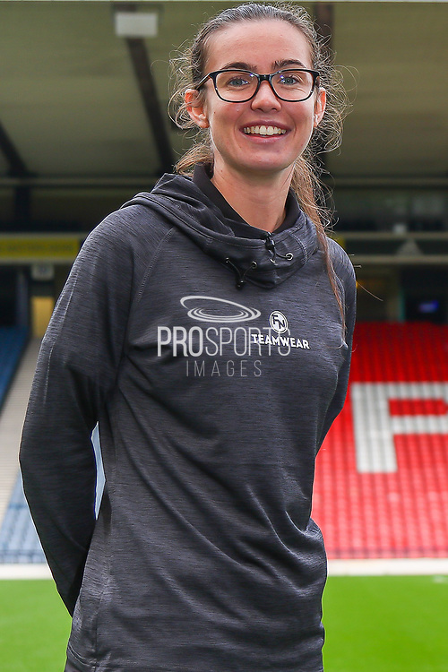 Scottish Womens Football has today agreed a new partnership with Edinburgh based Kit and Apparel Supplier Football Nation.<br /> <br /> The Partnership will see Scottish Women's Football Staff & Volunteers wearing matching kit supplied by Football Nation.<br /> <br /> , 12/10/2021, The National Stadium, Hampden Park, Scotland.