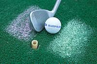 ALKMAAR - Instructie met golfprofessional WIEBE GIESEN FOTO KOEN SUYK