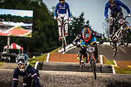 #210 (DUBOIS Corentin) FRA [Bomshell, Avent] at Round 7 of the 2019 UCI BMX Supercross World Cup in Rock Hill, USA