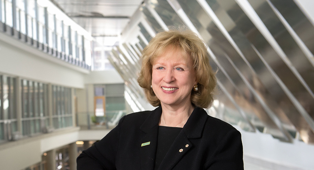 Former Prime Minister of Canada - the Honourable Kim Campbell