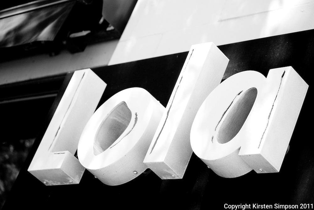 Lola in Seattle