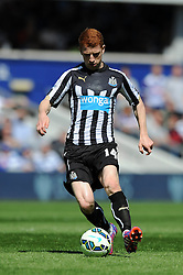 Newcastle United's Jack Colback - Photo mandatory by-line: Dougie Allward/JMP - Mobile: 07966 386802 - 16/05/2015 - SPORT - football - London - Loftus Road - QPR v Newcastle United - Barclays Premier League