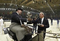 Oregon trofee<br />KWPN hengstenkeuring 2003<br />Photo © Dirk Caremans
