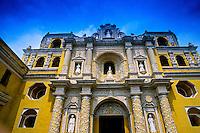 La Merced Church, Antigua (La Antigua Guatemala), Guatemala