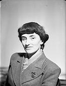 1952 - Miss Maureen Mooney, Guild of Craft Workers