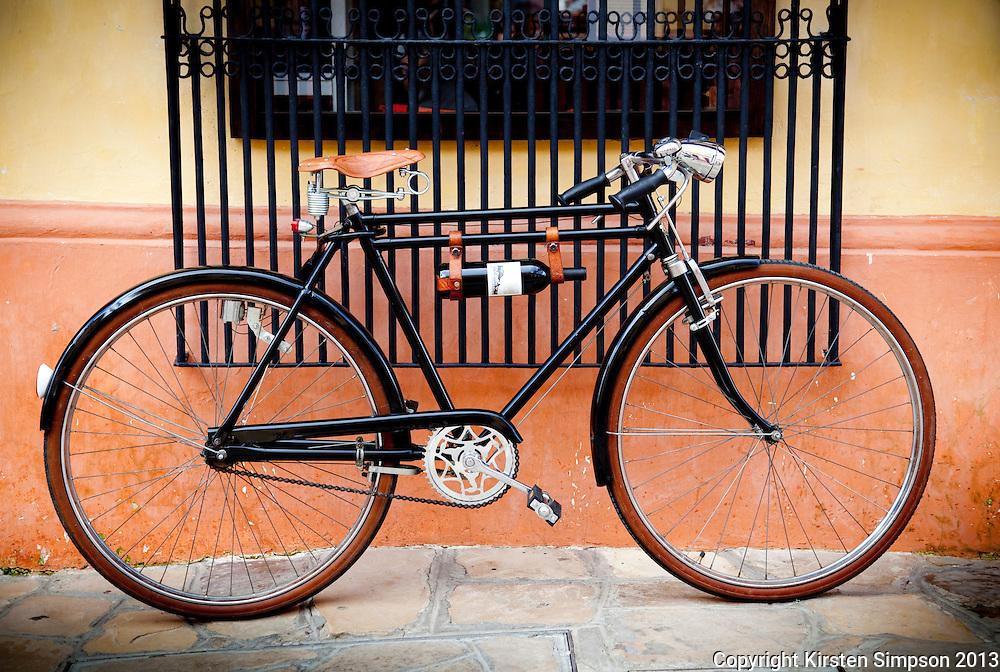 Cycling in San Cristóbal
