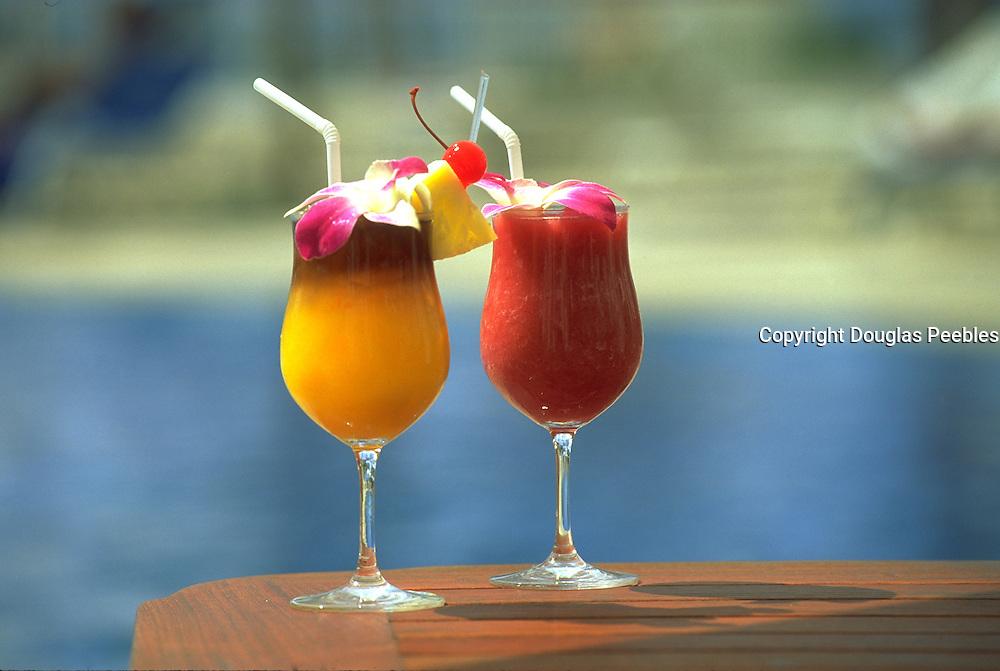 Tropical Drinks, Hawaii<br />