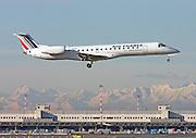 Regional Airlines (Air France), Embraer EMB-145EU (ERJ-145EU).