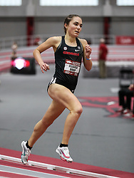Razorback Invitational<br /> Indoor college track & field meet<br /> Jessica Drop, Georgia, wins 3000m, 9:03.29