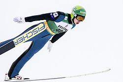 February 8, 2019 - Lahti, Finland - Ilkka Herola competes during Nordic Combined, PCR/Qualification at Lahti Ski Games in Lahti, Finland on 8 February 2019. (Credit Image: © Antti Yrjonen/NurPhoto via ZUMA Press)