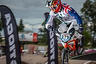 #279 (JONES Trent) NZL at the 2016 UCI BMX Supercross World Cup in Santiago del Estero, Argentina