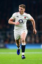 Owen Farrell co-captain of England - Mandatory by-line: Dougie Allward/JMP - 24/11/2018 - RUGBY - Twickenham Stadium - London, England - England v Australia - Quilter Internationals