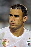 FOOTBALL - FRIENDLY GAME 2010 - ALGERIA v SERBIA - 03/03/2010 - PHOTO MOHAMED KADRI / DPPI - ABDELKADER GHEZZAL (ALG)