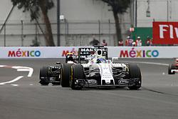 October 28, 2016 - Mexico - City, Mexico - Motorsports: FIA Formula One World Championship 2016, Grand Prix of Mexico, .#19 Felipe Massa (BRA, Williams Martini Racing) (Credit Image: © Hoch Zwei via ZUMA Wire)