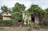 May 24, 2015, New Orleans, LA, Blighted homes  in the lower 9th Ward almost ten years after Hurricane Katrina flooded the area.