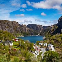 Jøssingfjord.
