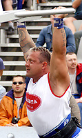Europamesterskapet Strong Man<br /> Jelenia Gora - Polen<br /> 23.07.2004<br /> <br /> SVEND KARLSEN (NOR)<br /> <br /> FOTO: PIOTR HAWALEJ, DIGITALSPORT<br /> NORWAY ONLY