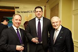 Aidan Smyth, Labplan <br /> Kevin Roland, - Teneo Strategy <br />  Roddy Feely,  Ireland-U.S. Council