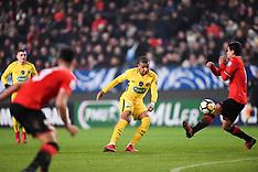 Rennes vs Paris SG - 7 Jan 2018