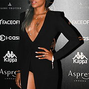 Eve Jeffers Cooper attend the Official launch party for the annual Gumball 3000 Rally took place at Proud Embankment on August 4 2018, London, UK.