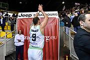 Paulius Sorokas<br /> SIG Strasbourg - Banco di Sardegna Dinamo Sassari<br /> FIBA BCL Basketball Champions League 2018-20<br /> Strasburgo, 22/01/2020<br /> Foto L.Canu / Ciamillo-Castoria
