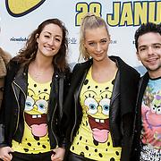 NLD/Amsterdam/20150125 - Premiere Spongebob in 3D - Sponge op het Droge, Romy Krommert