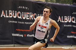 2020 USATF Indoor Championship<br /> Albuquerque, NM 2020-02-14<br /> photo credit: © 2020 Kevin Morris<br /> mens 800m heats, adidas