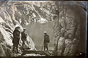 mountain hiking 1920s 1930s