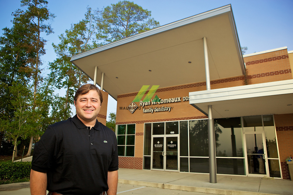 Dr. Ryan Comeaux earned his Dental Degree from LSU School of Dentistry in 2001. Dr. Comeaux has been honored for his research publications and presentations and has been the recipient of several awards for outstanding dental achievements. He is a member of the American Dental Association and the American Academy of Cosmetic Dentistry.