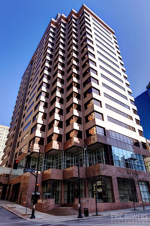 Commerce Bank Building, 10th & Main Streets, Kansas City, MO.