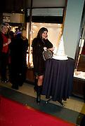 LANA RAYMIN, Patsy Kensit turns on Burlington Arcade Christmas Lights, Burlington Arcade, London, W1. 26 November 2008 *** Local Caption *** -DO NOT ARCHIVE -Copyright Photograph by Dafydd Jones. 248 Clapham Rd. London SW9 0PZ. Tel 0207 820 0771. www.dafjones.com
