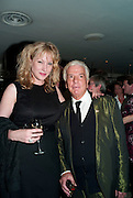 NICKY HASLAM; AMY SACCO, London Restaurant Festival: The Vanity Fair Opening Party <br /> Quaglino's, 16 Bury Street, London SW1. 7 October 2009