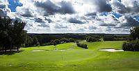 SAINT OMER (France) - Green hole 18. AA Saint-Omer Golf Club. Copyright Koen Suyk