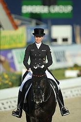 Sprehe Kristina, (GER), Desperados FRH<br /> Qualification Grand Prix Special<br /> Horses & Dreams meets Denmark - Hagen 2016<br /> © Hippo Foto - Stefan Lafrentz